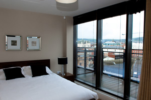 Image Of 2 Bedroom Apartment Custom House Square